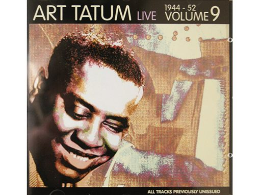 Storyville Records – Art Tatum CD covers