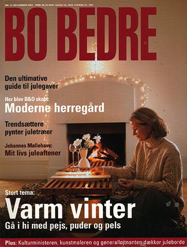Bo Bedre frontpage
